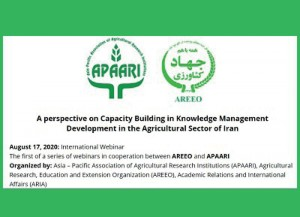 International Webinar on Agricultural KM in Iran